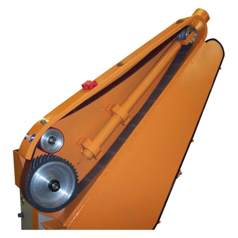 Powerfin Cougar Belt Grinder/Linisher