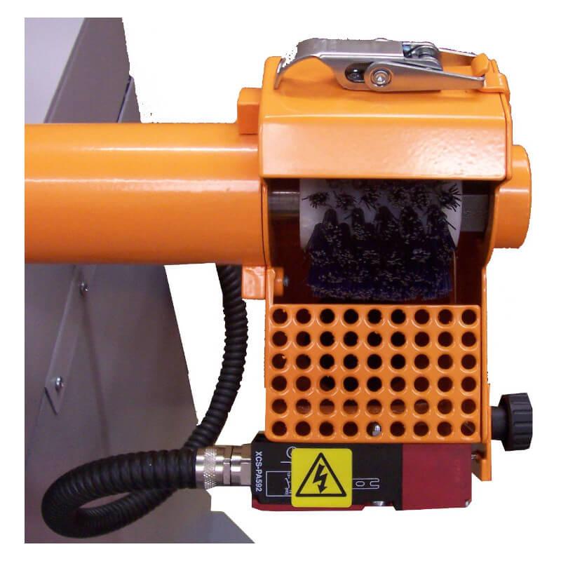 Hedgehog Wire Brush Machine