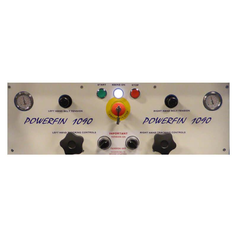 Powerfin 1090 Belt Grinder/Linisher