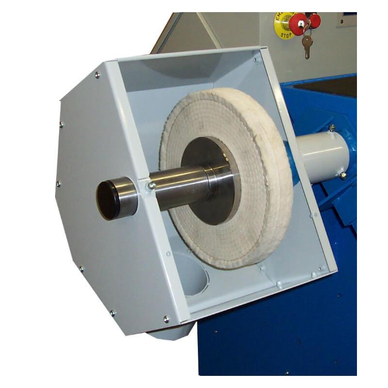 Powerfin Bull Polisher & Belt Grinder/Linisher